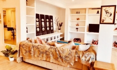 Fantastic Decoration Two Bedroom Apartment in Center District 1 Ho Chi Minh City