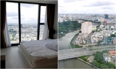 Fully Furnished One Bedroom in Vinhome Bason District 1 Ho Chi Minh City
