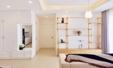 Stunning Interior Two Bedroom Diamond Island Apartment For Rent in District 2 HCMC