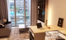 Furnished One Bedroom in Tilia Empire City Apartment For Rent District 2 HCMC