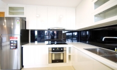 Gorgeous and Modern Duplex Apartment For Rent in Masteri Thao Dien District 2 HCMC