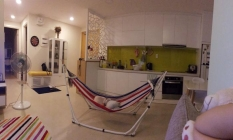 Furnished Two Bedroom Masteri Apartment For Rent in Thao Dien District 2 HCMC