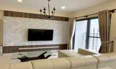River View Four Bedroom Masteri Thao Dien Apartment For Rent in District 2 HCMC