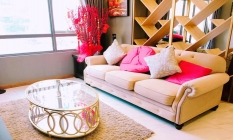 Park View Three Bedroom Apartment For Rent in Masteri Thao Dien District 2 HCMC