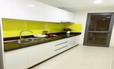 Simple Designed Two Bedroom Apartment in Masrteri Thao Dien District 2 HCM City