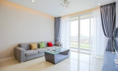 Spacious Three Bedroom Apartment Fot Lease in Sala District 2 Ho Chi Minh City