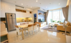 Fantastic Decoration Two Bedroom Apartment in Sala District 2 Ho Chi Minh City