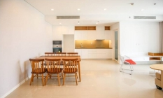 Simple Decoration Of Two Bedroom Apartment in Sala District 2 HCMC