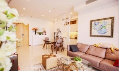 Cozy Two Bedroom Sarimi Apartment For  Lease in District 2 Ho Chi Minh City