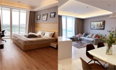 Brilliant Three Bedroom Sirina Apartment For Rent in District 2 Ho Chi Minh City