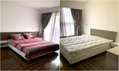 Nice Furniture and High Floor Thao Dien Pearl Apartment For Rent District 2 HCMC