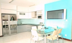 Great Location Two Bedroom My Vinh Apartment For Rent in District 3 HCMC