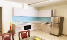 Asian Style Two Bedroom Apartment For Lease in Riva Park District 4 HCMC