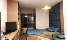 Officetel River Gate Residence For Rent in District 4 Ho Chi Minh City