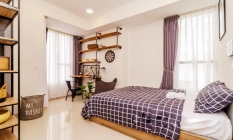 Studio River Gate Apartment For Lease in District 4 Ho Chi Minh City