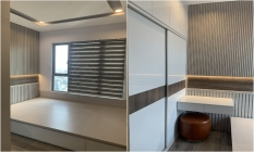 Nice Furniture Two Bedroom Apartment For Sales in Palm Height District 2 HCMC