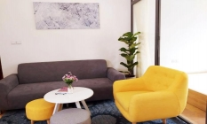 Nice balcony One Bedroom Serviced Apartment in Hoang Sa St District 1 HCMC