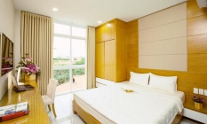 Nice And Clean Studio Serviced Apartment in Nguyen Trai District 1 HCMC