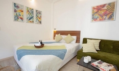 Nice Studio Apartment With Bathtup In Dinh Tien Hoang District 1 Ho Chi Minh Chity