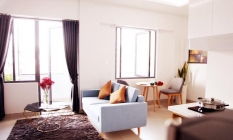 Lovely Design One Bedroom Apartment For Rent in District 1 Ho Chi Minh City