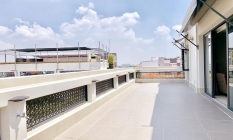 Stunning Balcony Apartment in Ngo Quang Huy St Thao Dien District 2 Ho Chi Minh City