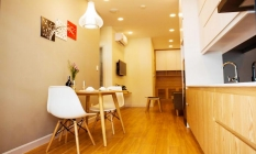 Nice Decoration Two Bedroom Apartment For Rent in An Phu District 2 HCM City