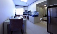 Nice Furniture One Bedroom Gleen Wood Serviced Apartment For Rent in District 2 HCMC
