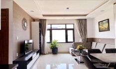 Modern Two Bedroom LA Rose Serviced Apartment In Thao Dien District HCMC
