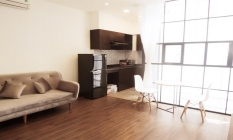 Brand New Modern Style One Bedroom Serviced Apartment in District 3 HCM City