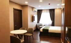 Studio Emerald Serviced Apartment For Lease in Huynh Tinh Cua District 3 HCMC