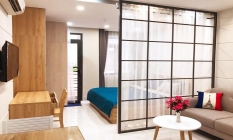 Lovely Studio Serviced Apartment in Le Van Sy District 3 Ho Chi Minh City