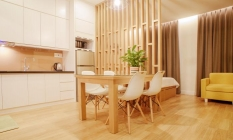Stunning Equinox Studio Serviced Apartment For Rent In District 3 Ho Chi Minh Chity