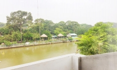 Stunning View At Balcony One Bedroom Apartment in Binh Thanh District HCMC