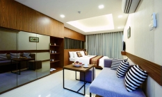 Aurora Serviced Apartment in Saigon Pearl Area Binh Thanh District Ho Chi Minh City