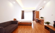 Garden Hill Studio Serviced Apartment in Tran Binh Trong St Binh Thanh District HCMC