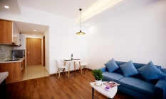 One Bedroom Garden Hill Serviced Apartment in Binh Thanh District Ho Chi Minh City