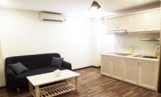 Good Rent At One Bedroom Serviced Apartment in Phu Nhuan Dist HCM City