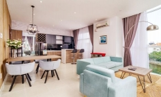 Fantastic River View One Bedroom in Truong Sa Street Phu Nhuan District HCMC