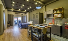 Very Nice Style Studio Apartment in Tan Binh District Ho Chi Minh City