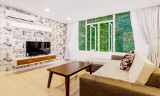 Cool Designed One Bedroom Apartment in Tan Binh District Ho Chi Minh city