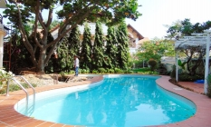 Spacious Villa For Rent in Eden Compound Thao Dien District 2 Ho Chi Minh City
