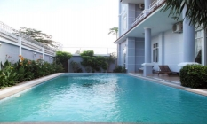 Nice Swimming Pool Villa For Rent in Thao Dien District 2 Ho Chi Minh City