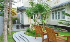 Amazing Garden Villa For Rent in Fedico Compound District 2 Ho Chi Minh City