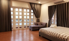 Five Bedroom Villa For Rent in Quoc Huong Street Thao Dien District 2 HCMC