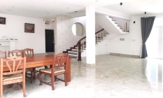 Villa For Rent in Compound Quoc Huong Street Thao Dien District 2 Ho Chi Minh City