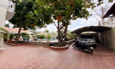 Big Pool and Garden Villa For Rent in Road 46 Thao Dien Ward District 2 HCMC