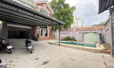 Unfurnished Villa For Rent in Ngo Quang Huy Street Thao Dien District 2 HCMC
