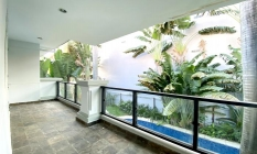 Nice Renovating Furnished Three Bedroom Villa For Rent in Thao Dien HCM City