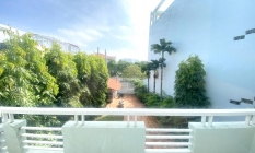 Pool and Private Garden Villa For Rent in Quoc Huong Street Thao Dien District 2 HCMC