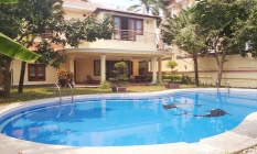 Nice Private Garden and Pool Villa in Phu Tuong Compound Thao Dien District 2 HCMC